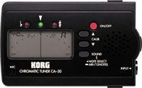 Picture of Chromatic tuner KORG CA-30