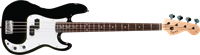 Picture of Basso 4 corde FENDER SQUIER Affinity Precision RW