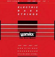 Picture of WARWICK 42210 ML Muta 4 corde per basso elettrico ACCIAIO 040/100
