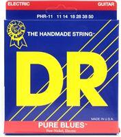 Immagine di Muta di corde per elettrica DR Pure Blues PHR-11