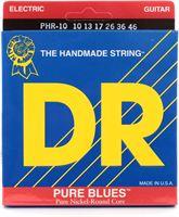 Immagine di Muta di corde per elettrica DR Pure Blues PHR-10