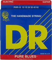 Immagine di Muta di corde per elettrica DR Pure Blues PHR-12