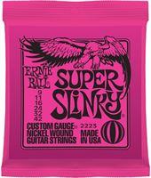 Immagine di ERNIE BALL 2223 Muta di corde per elettrica Super Slinky 09-42