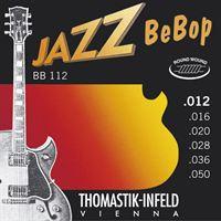Picture of Muta di corde per semiacustica THOMASTIK Jazz BeBop BB112