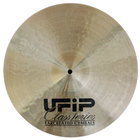 "Immagine di Piatto per batteria UFIP Class Crash 14"" Light"