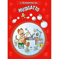 Picture of Quaderno di musica pentagrammato Musigatto CARISCH