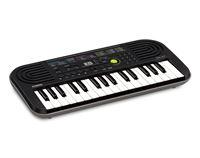 Immagine di Tastiera 32 tasti CASIO SA-47 (fondo grigio)