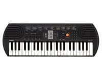 Immagine di Tastiera 44 tasti CASIO SA-77 (fondo grigio)