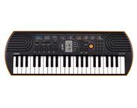 Immagine di Tastiera 44 tasti CASIO SA-76 (fondo arancione)