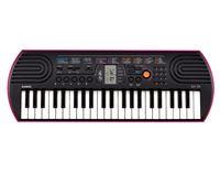 Immagine di Tastiera 44 tasti CASIO SA-78 (fondo rosa)