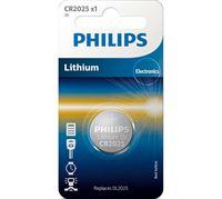 Picture of Pila a bottone a litio 3V Philips CR2025