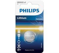 Picture of Pila a bottone a litio 3V Philips CR2032