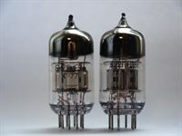 Picture of 6N2P-EV NOS Long Life 6N2 6AX7 similar to 12AX7 \ ECC83