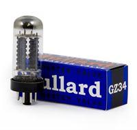 Immagine di Mullard GZ34 / 5AR4 Mullard Selezionata ed accoppiata