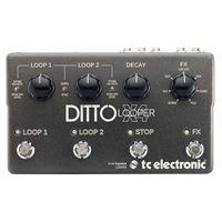 Picture of TC ELECTRONIC DITTO X4 LOOPER - Registratore digitale