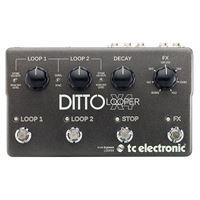 Immagine di TC ELECTRONIC DITTO X4 LOOPER - Registratore digitale stereofonico doppia traccia