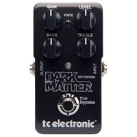Picture of TC ELECTRONIC DARK MATTER DISTORTION - Distorsore