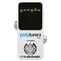 Picture of TC ELECTRONIC POLYTUNE 2 MINI