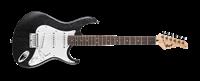 Immagine di CORT G100 OPB Open Pore Black chitarra elettrica