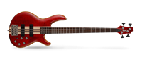 Picture of CORT ARTISAN A4 PLUS FMMH OPBC Open Pore Black Cherry basso elettrico