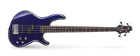 Picture of CORT ACTION BASS PLUS BM Blue Metallic basso elettrico