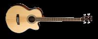 Picture of CORT SJB6FX W/BAG NAT Natural basso acustico elettrificato con fodero