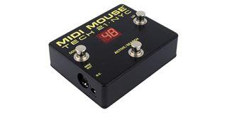 Immagine di TECH 21 MIDI MOUSE controller midi per chitarra elettrica