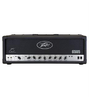 Immagine di PEAVEY 6505 HEAD Testata per chitarra elettrica 120 watt valvolare