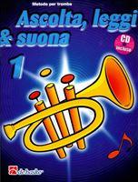 Picture of ASCOLTA, LEGGI E SUONA TROMBA VOL.1 + CD - DE HASKE