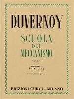 Immagine di DUVERNOY - SCUOLA DEL MECCANISMO OP. 120 - ED. CURCI
