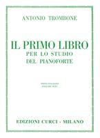 Picture of A. TROMBONE - IL PRIMO LIBRO - ED. CURCI