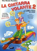 Picture of VITO NICOLA PARADISO - LA CHITARRA VOLANTE 2 CON CD - ED. CURCI