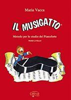 Picture of MARIA VACCA - IL MUSIGATTO PRIMO LIVELLO - ED. CARISCH