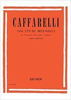 Immagine di CAFFARELLI - 100 STUDI MELODICI PER TROMBA - ED. RICORDI