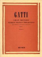 Picture of GATTI - GRAN METODO TEORICO PRATICO PROGRESSIVO PER CORNETTA A CILINDRI E CONGENERI - PARTE III - ED. RICORDI