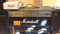 Picture of Marshall MG100HCFX Testata 100 watt Carbon fiber + PEDALIERA