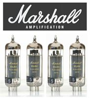 Picture of Marshall EL84 VLVE-00058 gold Label, QUAD