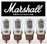 Picture of Marshall KT66 VLVE-00077, Gold-Label QUAD