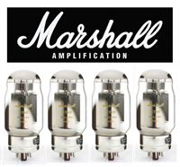 Picture of Marshall KT88 VLVE-00080, Gold-Label, QUAD