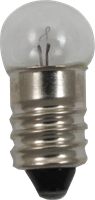 Picture of Dial Lamp #50 G-3-½ 7.5V .22A Screw Base (Package of 10)
