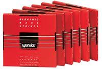 Picture of WARWICK 42200 M Muta 4 corde per basso elettrico ACCIAIO 045/105