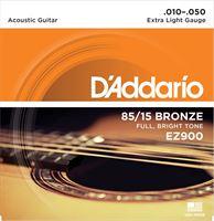 Immagine di D'ADDARIO EZ900 Extra Light Muta di corde per acustica