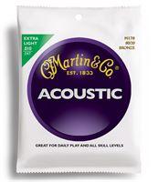 Immagine di MARTIN M170 Extra Light Muta di corde per acustica