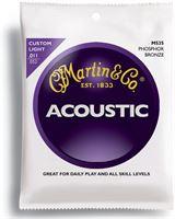 Immagine di MARTIN M535 Custom Light Muta di corde per acustica