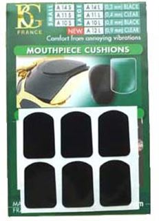 Picture of BG A 10S Mouthpiece cushion (6 pieces)