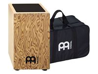 Picture of Meinl CAJ3MB-M+BAG - Traditional String Cajons Bundle with bag