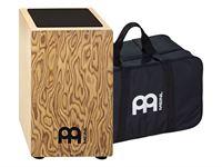 Immagine di Meinl CAJ3MB-M+BAG - Traditionale Cajon con cordiera con borsa