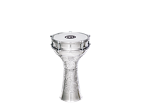 "Picture of Meinl HE-113 - Aluminum Darbuka hand-hammered 7 1/4"" x 13 1/3"""