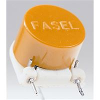 Picture of Dunlop - FL-01Y Fasel Inductor Yellow MADE IN ITALY