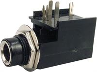 """Immagine di Presa telefonica Mono ¼"""" a CS per amplificatori Fender '88 - '99 0990912000"""